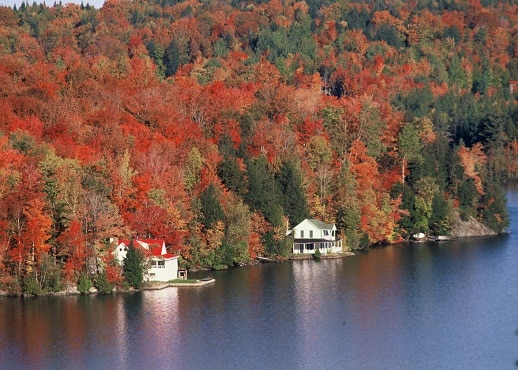 Eastern Townships, Quebec, Canadá