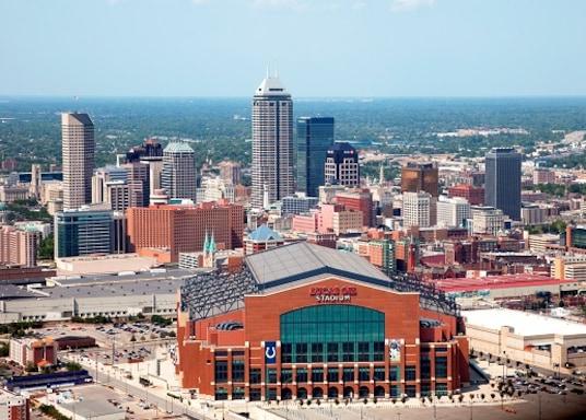 Indianapolis, Indiana, Birleşik Devletler