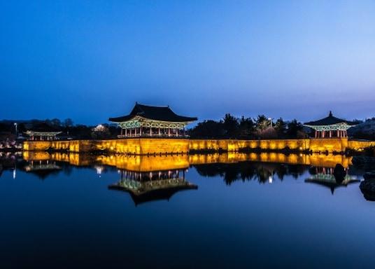 龜尾, 韓國