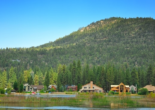 Big Bear City, California, Amerika Serikat