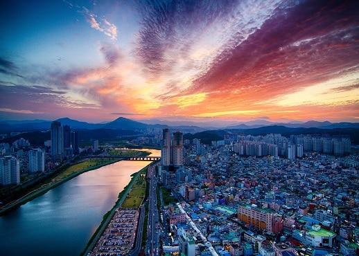 울산, 한국