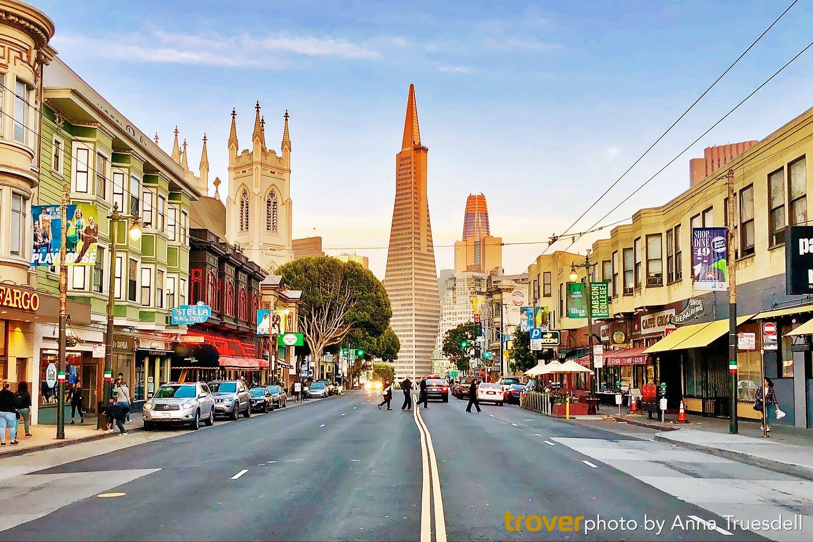 endroits pour brancher à San Francisco Comment prendre une bonne image pour un site de rencontre