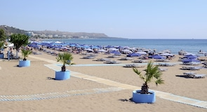 Bãi biển Faliraki Beach