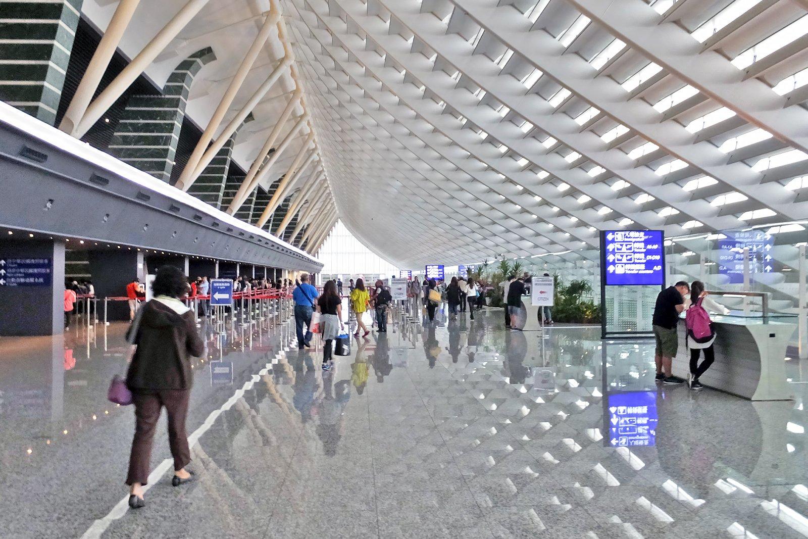 Taipei Airport Information - Taiwan Taoyuan International