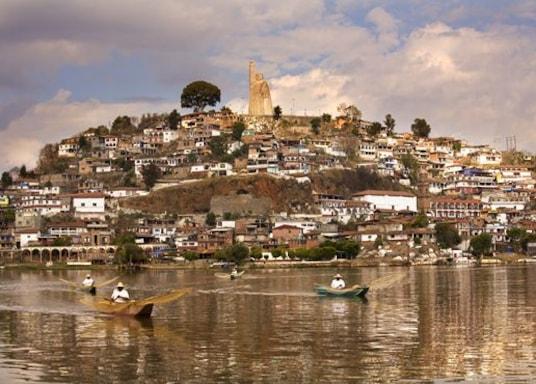Tzintzuntzan, מקסיקו