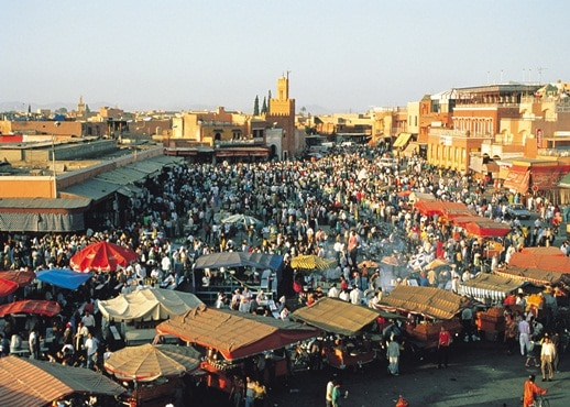 Marrakech, Maroko