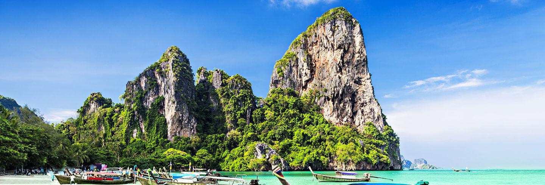 甲米, 泰国
