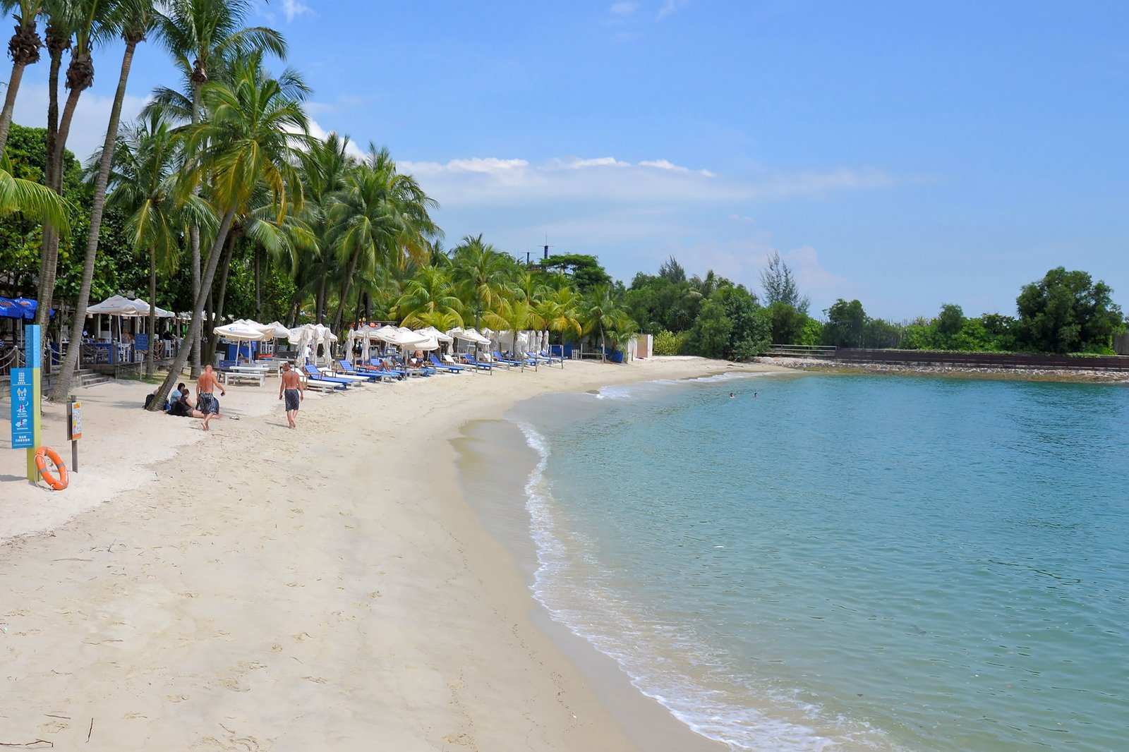 7 Beaches in Singapore - A Guide to Singapore Beaches In ...