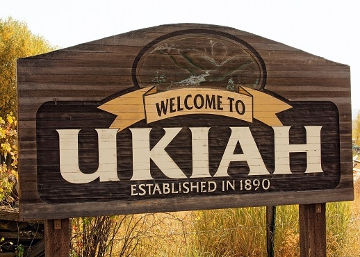 Ukiah, California, Estados Unidos
