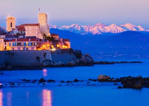 アンティーブ, フランス