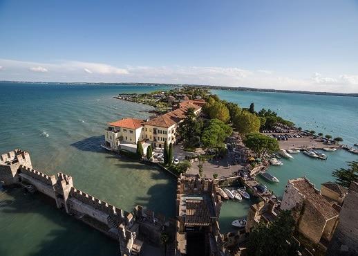 Sirmione, Italien