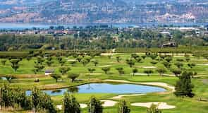 NK'MIP Canyon Desert Golf Course (golfa laukums)