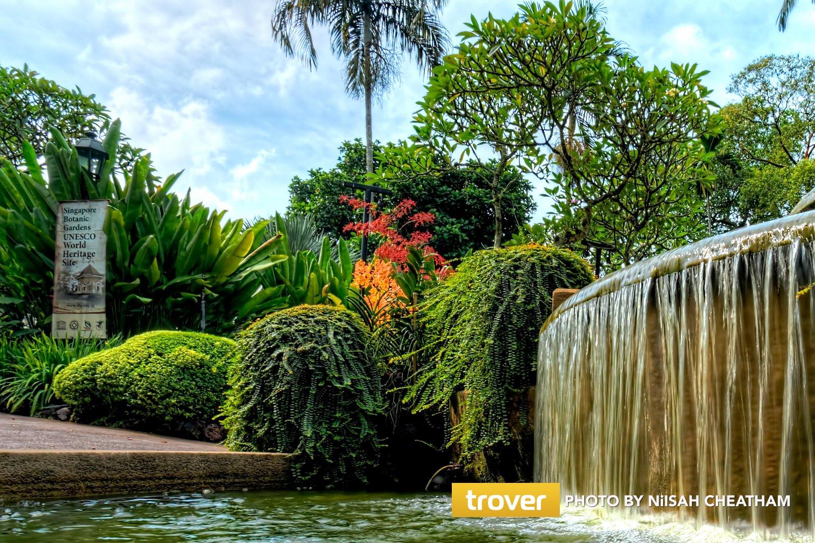 Singapore Botanic Gardens World Heritage Site In The Heart Of Singapore