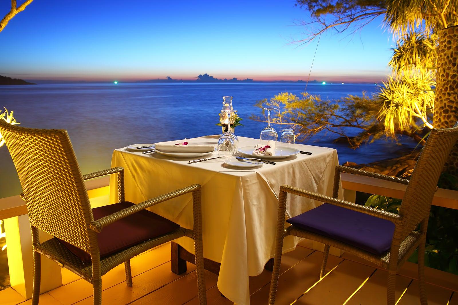 10 Most Romantic Restaurants In Phuket Best Phuket Dining For Couples