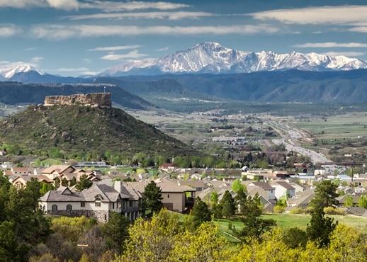 Manitou Springs, Colorado, États-Unis d'Amérique