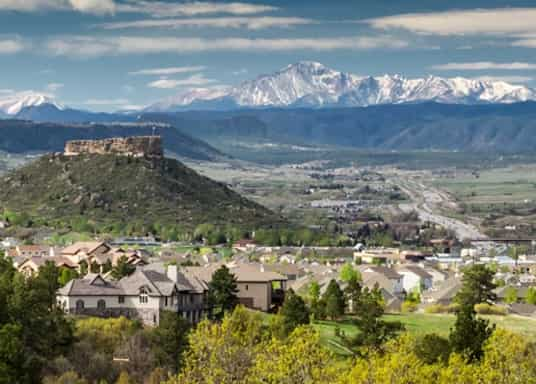 West Colorado Springs, Colorado, USA
