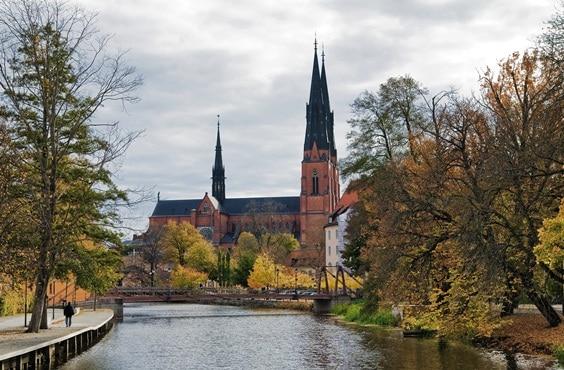 Uppsala, Svédország