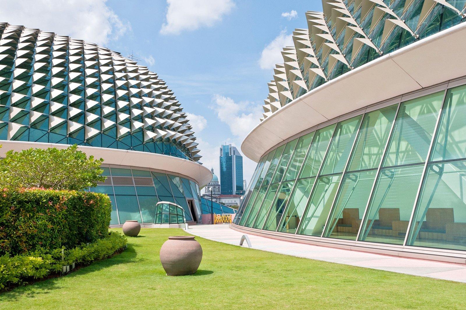 Image result for esplanade singapore