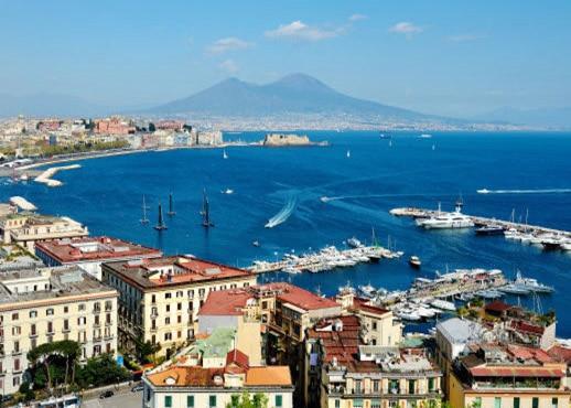 Νάπολη, Ιταλία