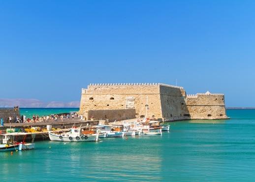 Candia, Grecia