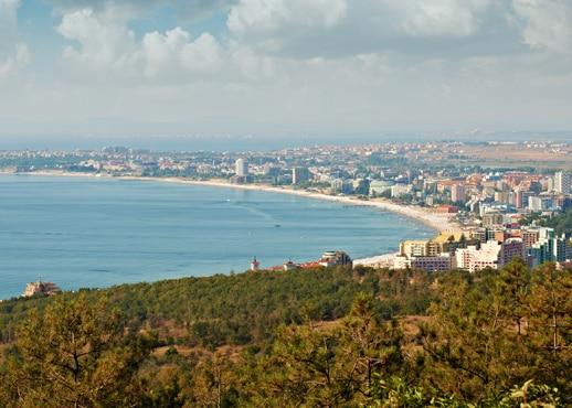 Sunny Beach, Bulgária