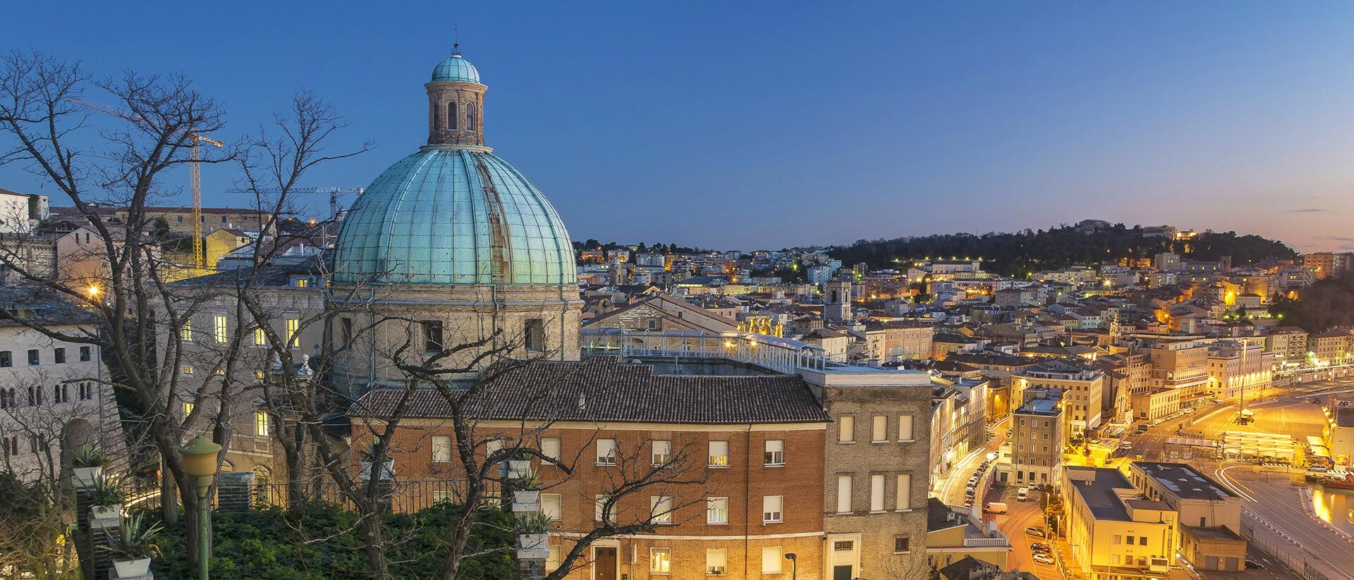 Ancona, İtalya