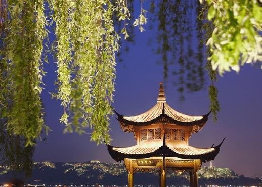 杭州, 中国