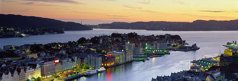 Bergen, Norja