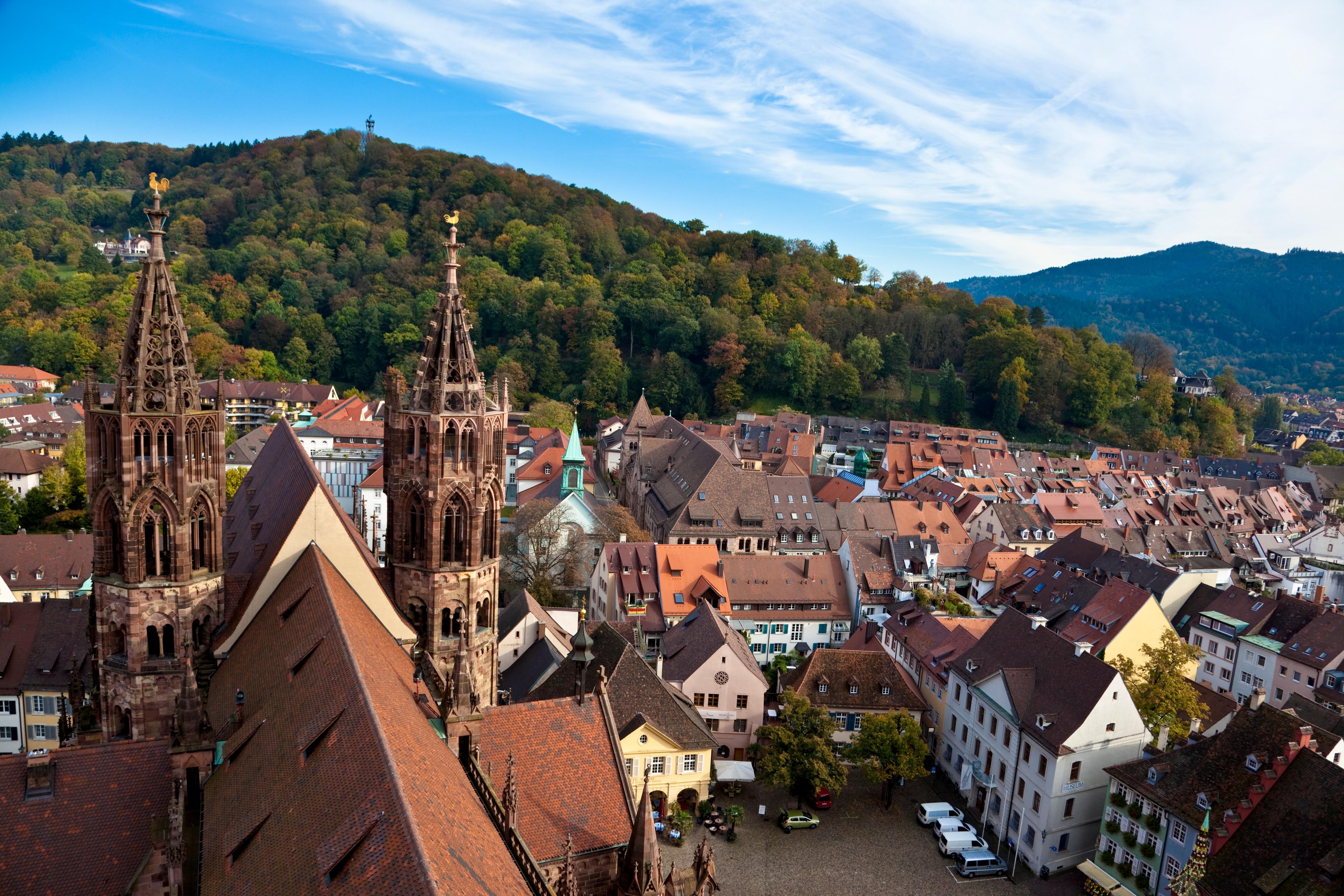 Freiburg im Breisgau, Nemecko