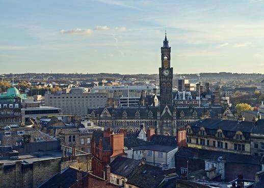 Bradford, Englandi, Bretlandi