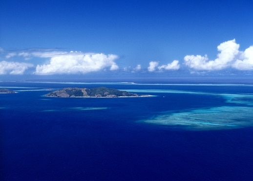 Castaway Island, Fidži
