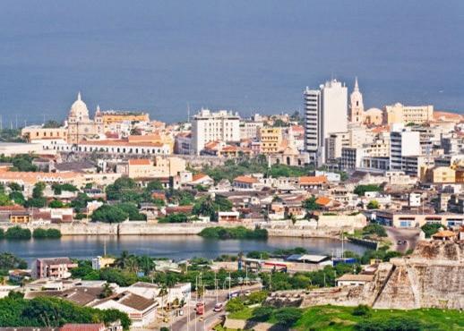 Getsemani, Colombia