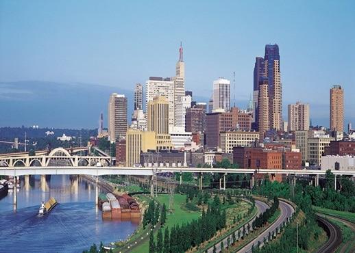 St. Paul, Minnesota, Sjedinjene Američke Države