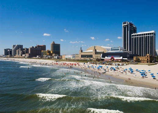 15 Closest Hotels To Atlantic City Boardwalk In