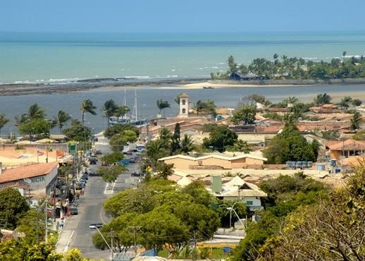 Porto Seguro, Brazília