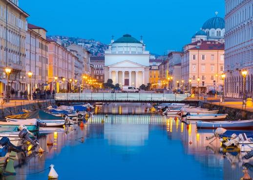Triëst, Italië