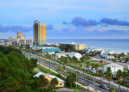 Panamasitijbīča, Florida, Amerikas Savienotās Valstis