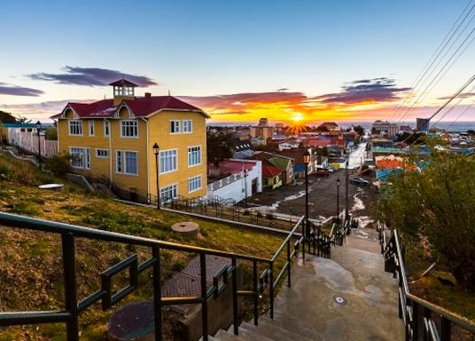 Porvenir, Chile