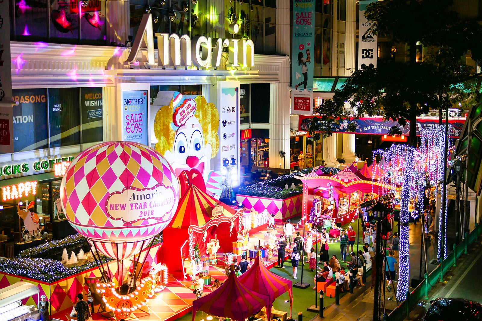 Amarin Plaza Bangkok - Shopping Mall in Chidlom