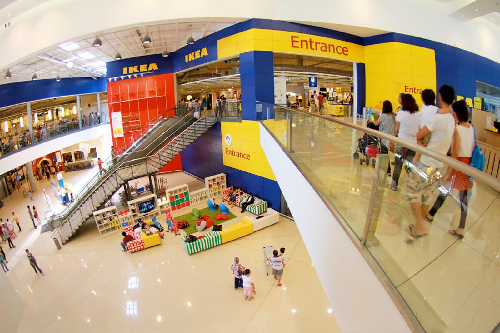 IKEA Bangkok World Famous Swedish