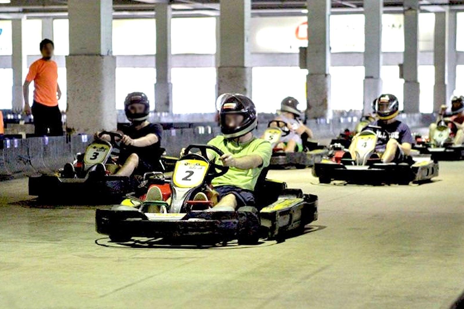 EasyKart at RCA Plaza Bangkok - Go-Karting in Bangkok – Go Guides