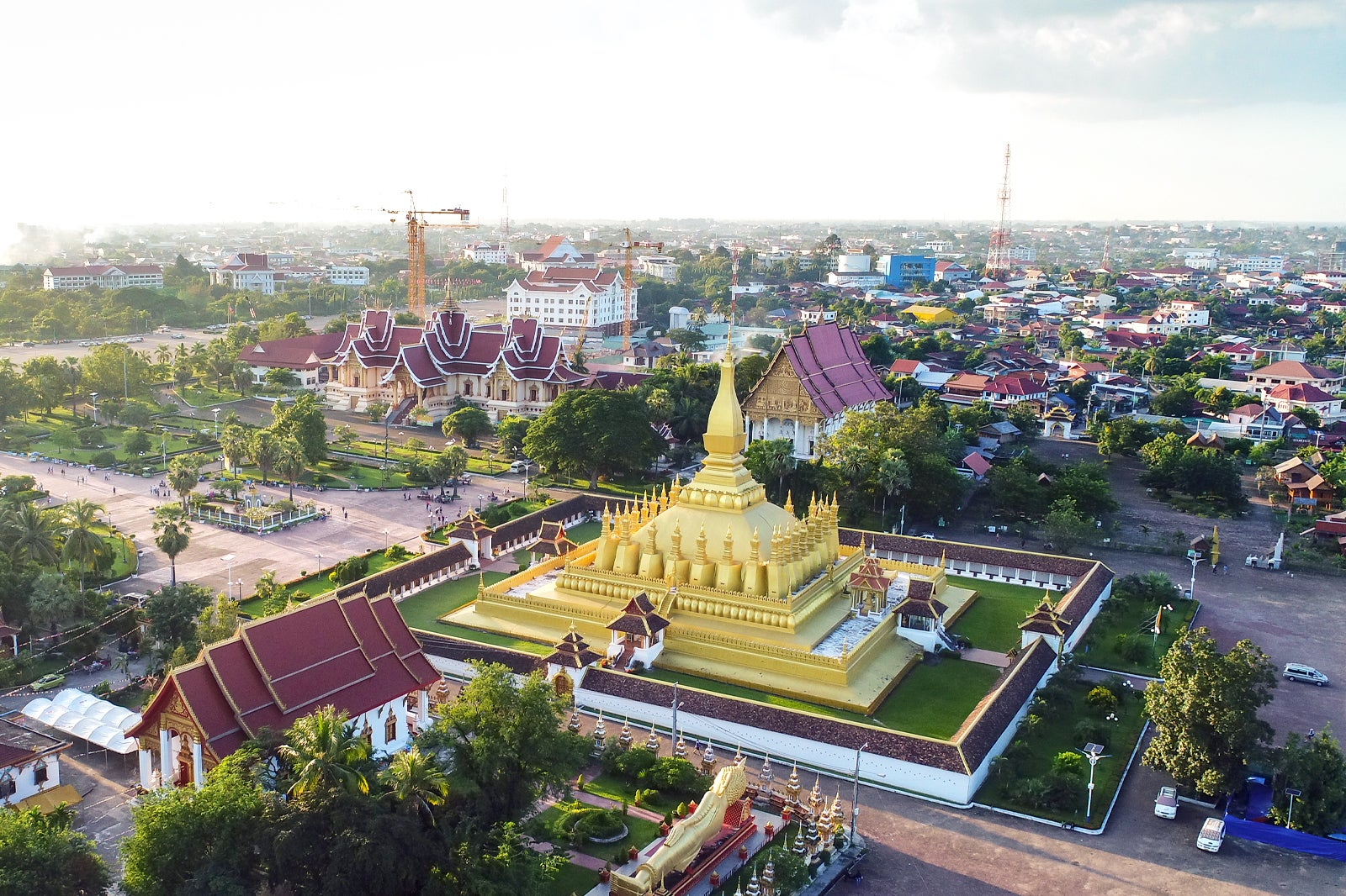 Image result for laos city