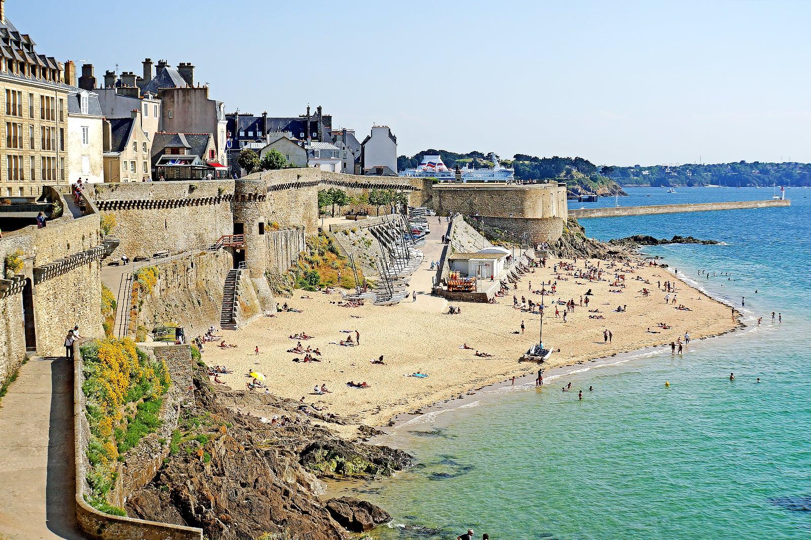 10 cose da fare a Saint-Malo in un giorno - Per cosa è famosa ...