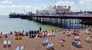 Brighton jachtkikötője