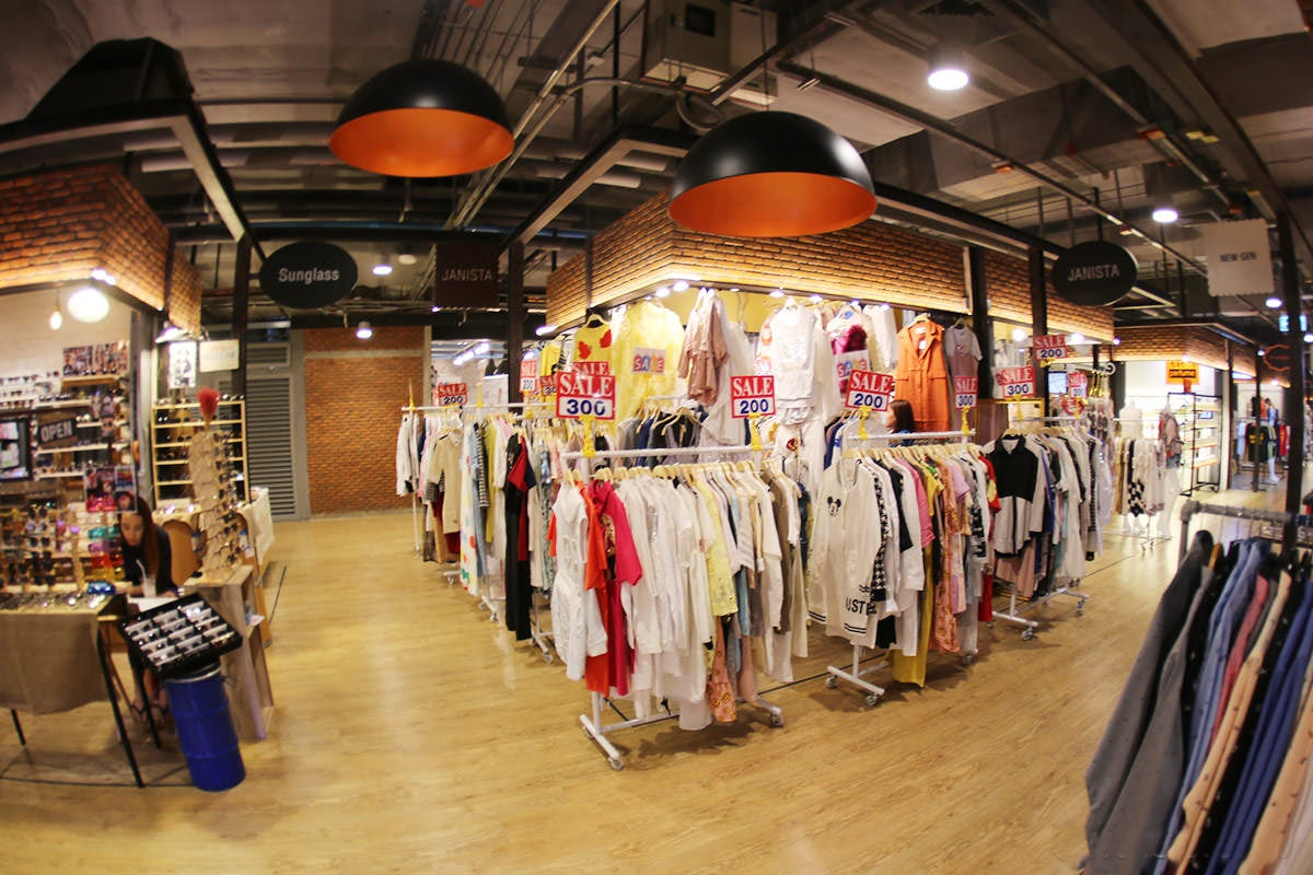 The Street Ratchada Mall in Bangkok - Lifestyle Mall in