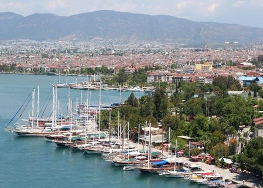 أولودينيز, تركيا