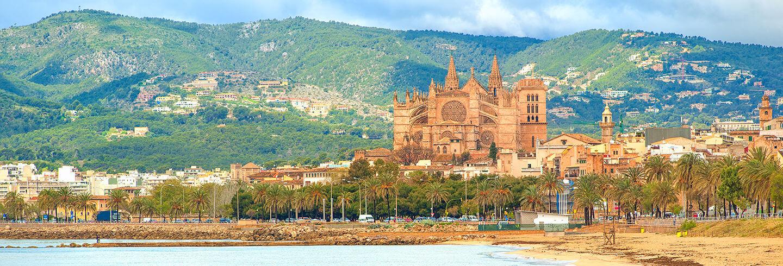 Palma de Mallorca, Spánn