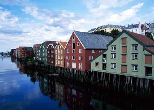 Trondheim, Norveç