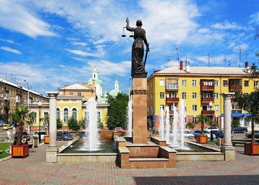 크라스노야르스크, 러시아