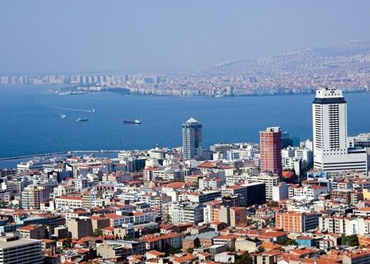 이즈미르, 터키